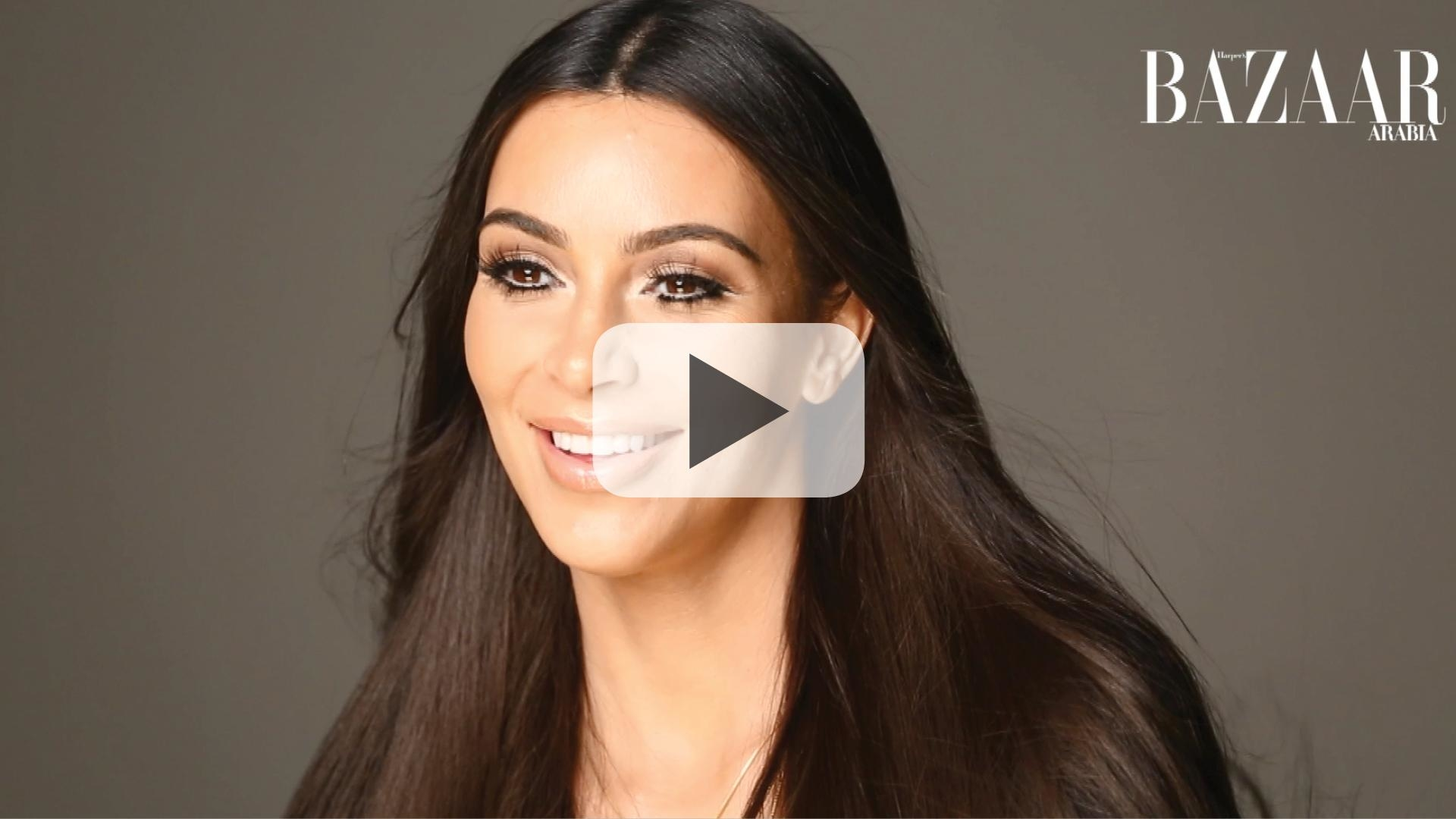 Watch An Exclusive Video Interview With September Cover Star Kim Kardashian West