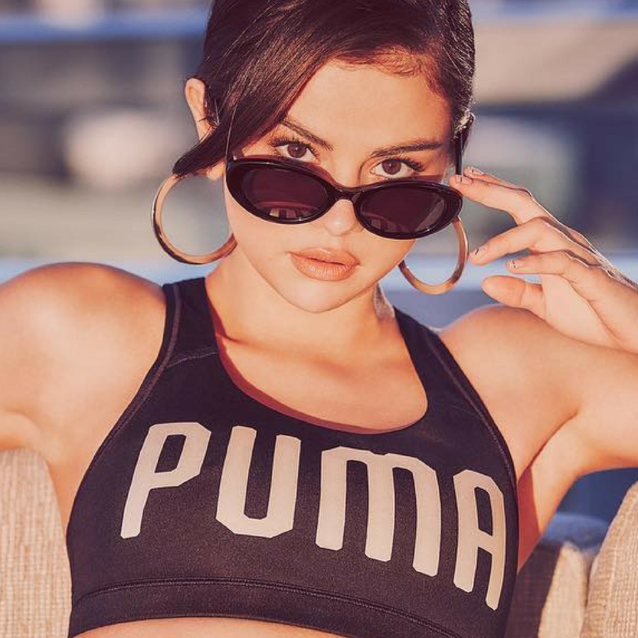 Selena Gomez Announces A New Partnership With Puma