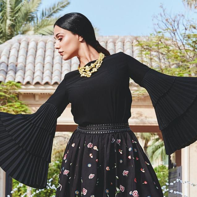 Finding Harmony: Bazaar Interviews Iranian Singer Layla Kardan