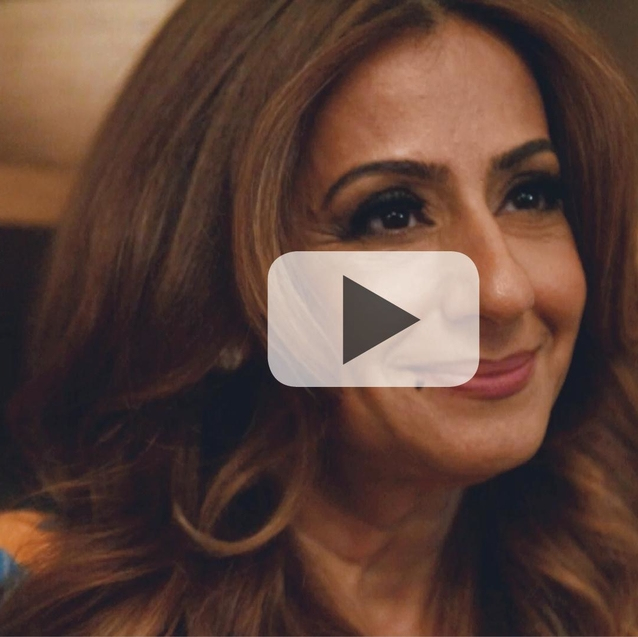 Watch Now: Hala Kazim's Journey Through Change