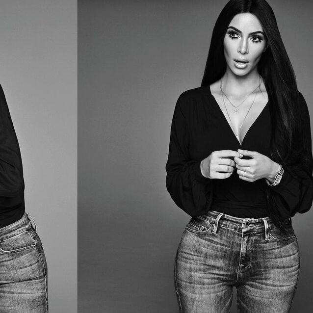 All The Beauty Products Used On Kim Kardashian West's September Cover Shoot Revealed