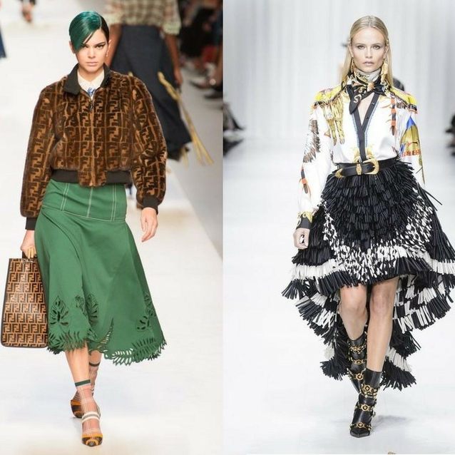 The Best Looks From Milan Fashion Week Spring 2018