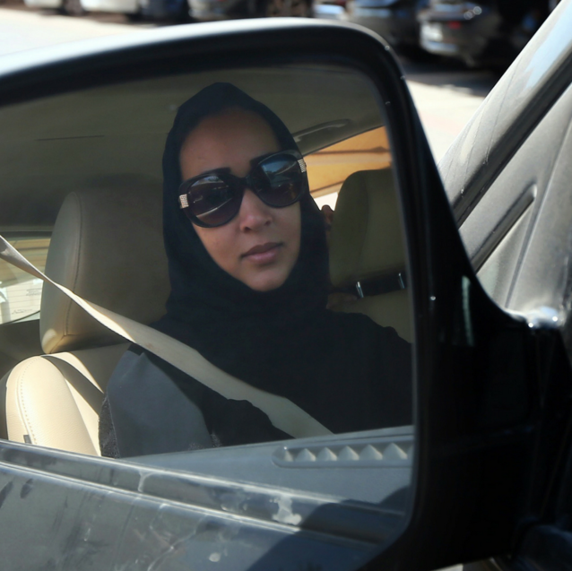 Saudi Arabia Lifts Driving Ban On Women And The Internet Reacts With Joy