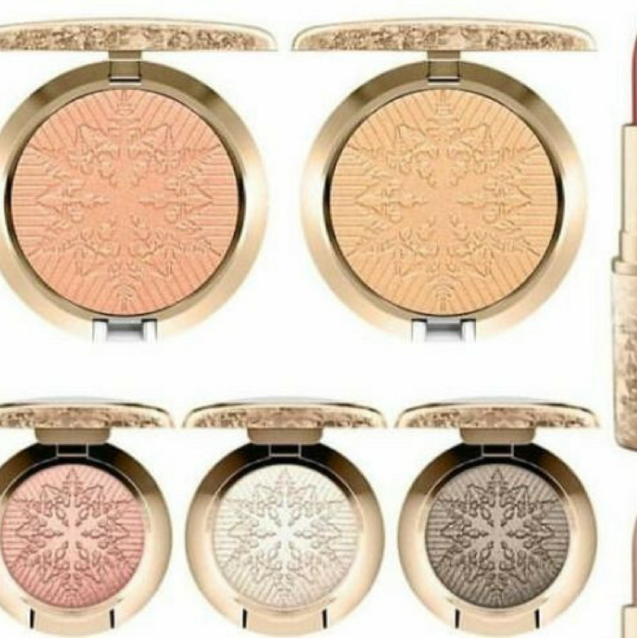 Get A Sneak Peek Into MAC's Holiday Collection