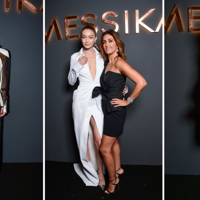 Celebrities Join Valerie Messika and Gigi Hadid To Celebrate 10 Years Of The Move Collection