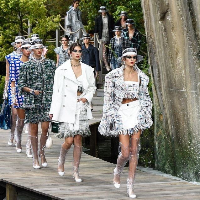 Chanel's Next Runway Show Will Be In Karl Lagerfeld's Hometown