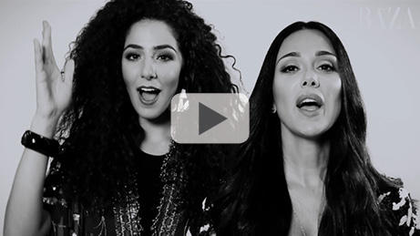 Watch Now: Layla Kardan and Dana Dajani Celebrate Female Empowerment With An Exclusive Music Video