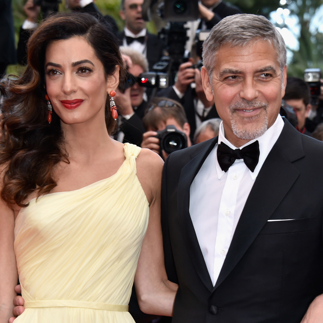 A New Oscar De La Renta Exhibition Has Opened And Amal Clooney's Wedding Dress Is On Display