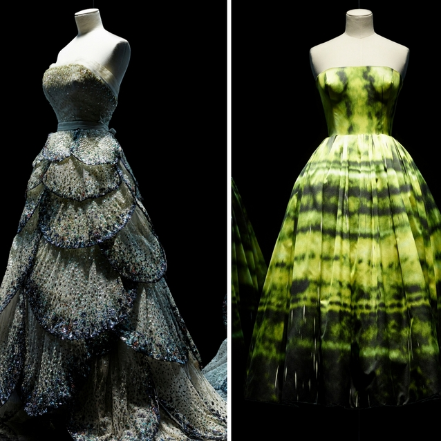 Go Behind The Scenes At Dior's Designer Of Dreams Exhibition