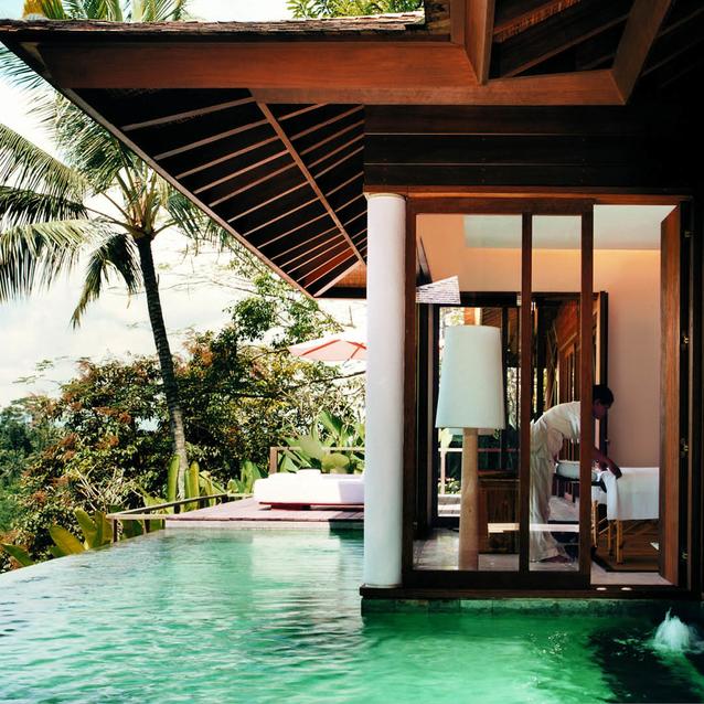 A Jungle Retreat To Como Shambhala In Bali