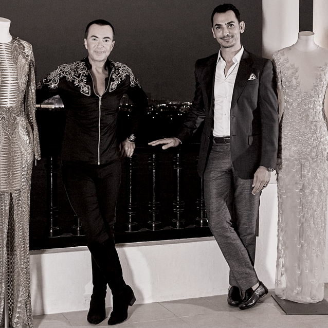 WATCH: Rami Al Ali Interviews Julien Macdonald About Fashion, Couture And Dressing Celebrities