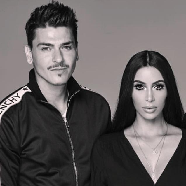 On Location With Bazaar: Kim Kardashian West in Los Angeles