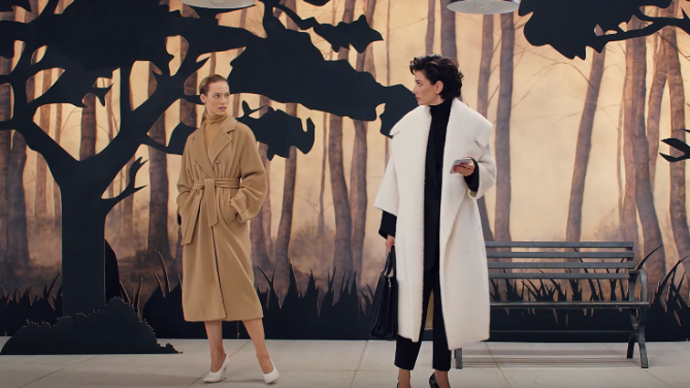 WATCH: Max Mara Releases Short Film Highlighting The Importance Of Kindness
