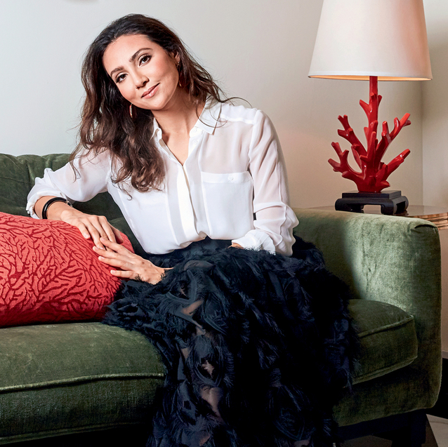 """Noora Hefzi At Home In Dubai: """"I started designing because I wanted to wear something unique."""""""