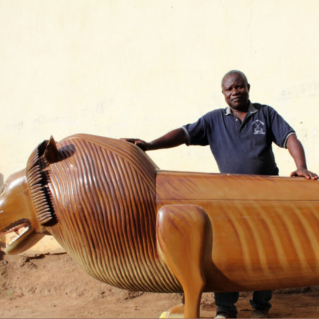 Coffin Maker Paa Joe To Show At Accra's Gallery 1957