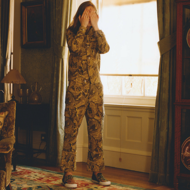 Loewe Launches A William Morris-Inspired Capsule Collection