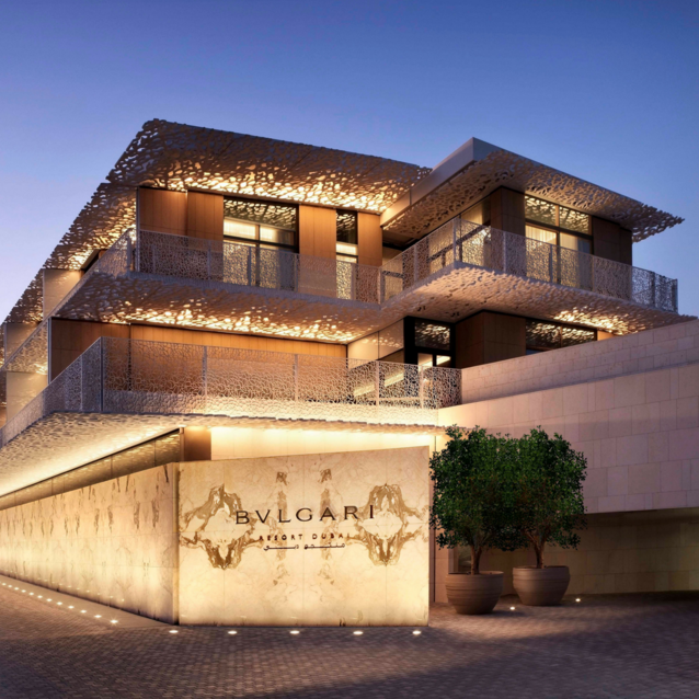 The Largest Bulgari Hotel In The World Will Open In Dubai This December