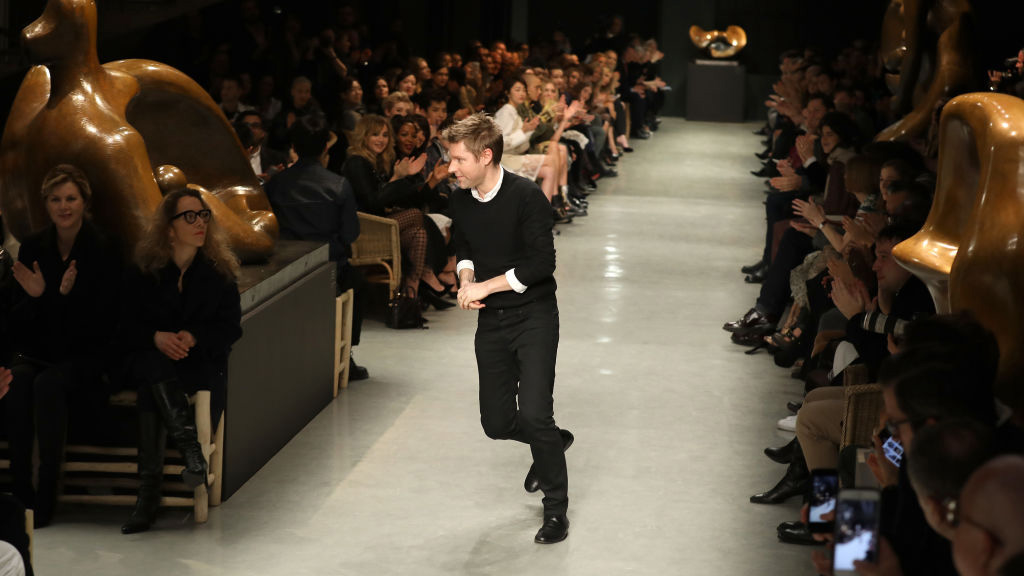 Christopher Bailey To Leave Burberry in 2018