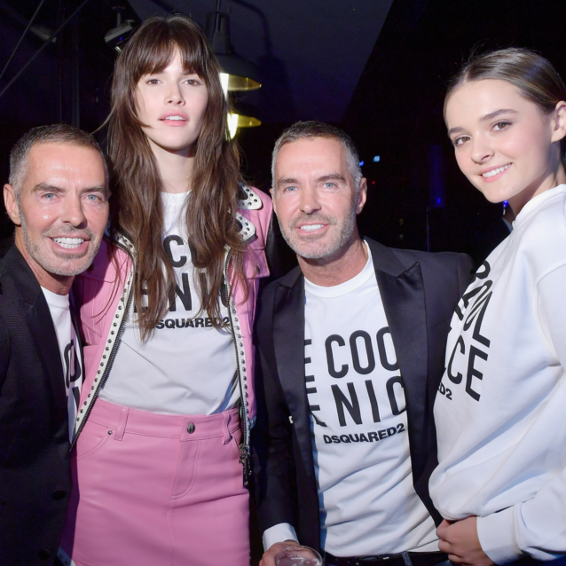 Dsquared2 Release Anti-Bullying Capsule Collection