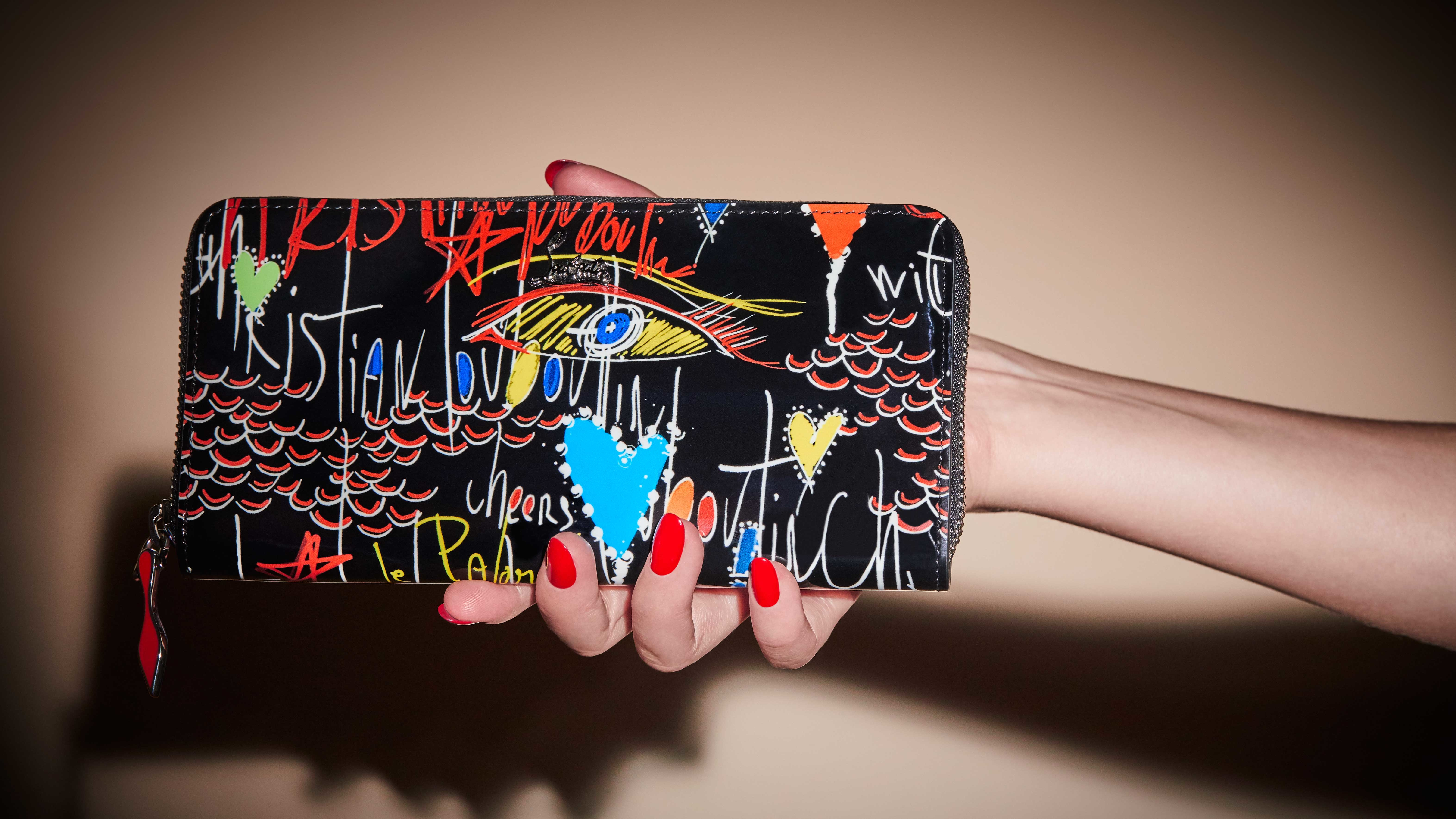 VIDEO: Christian Louboutin Reveals Loubitag Spring/Summer 2018 Collection