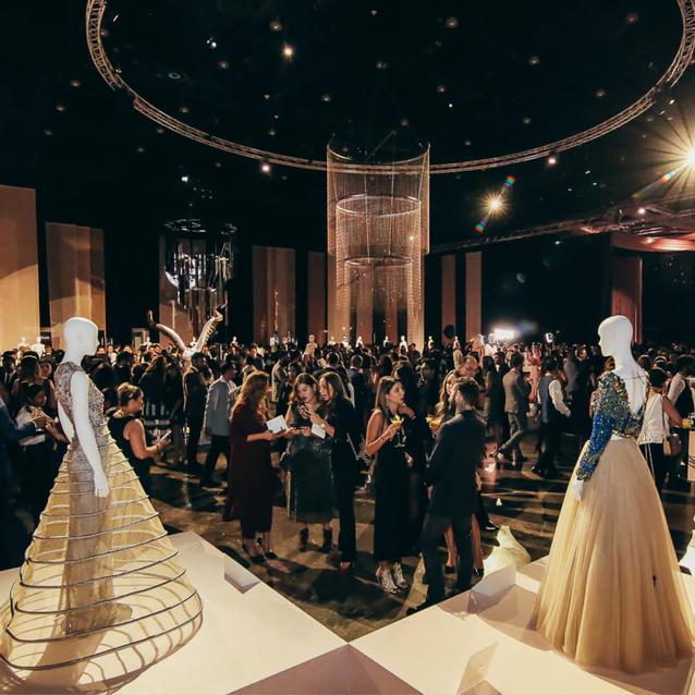 Unveiled: Swarovski Couture Infinity