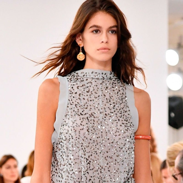 Kaia Gerber Is Officially One Of The World's Most Influential Teens