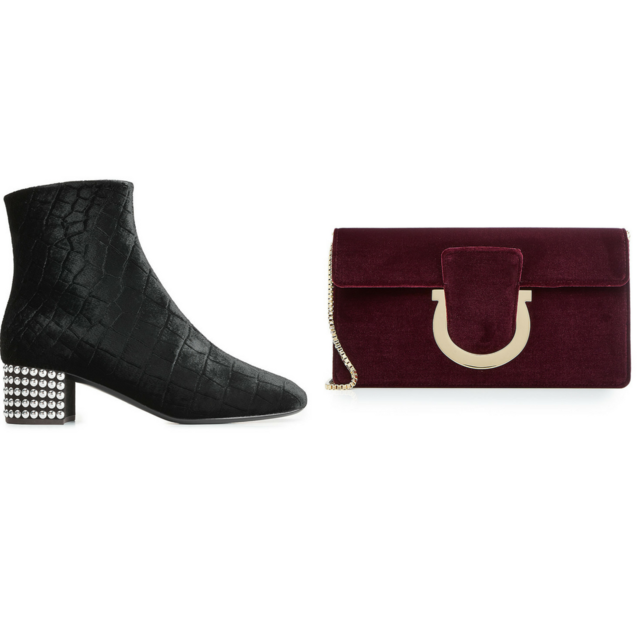 8 Velvet Accessories To Plush Out Your Transitional Wardrobe
