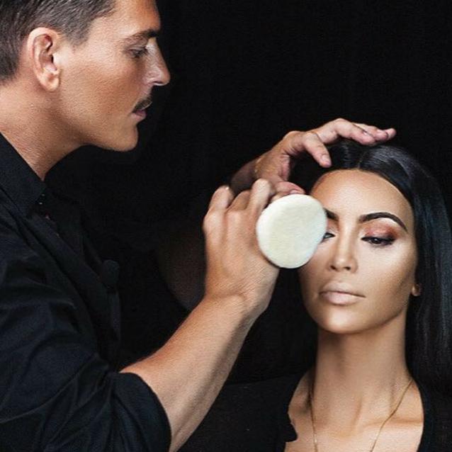 Kim Kardashian West Teases A Huge New Beauty Collaboration