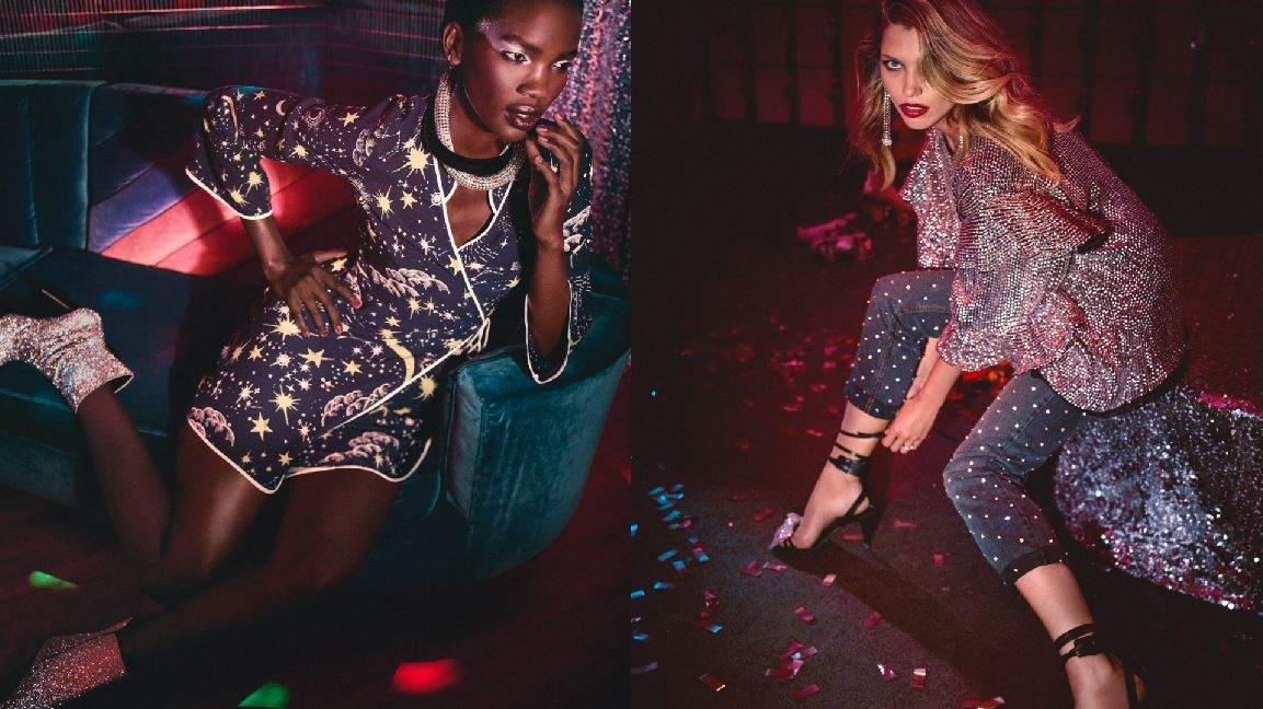 NET-A-PORTER's New Disco Edit Is Festive Wardrobe Goals