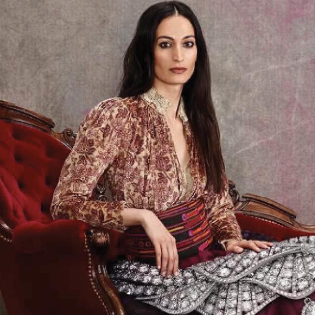 Interview: Karen Adler Shares Her Favourite Jewels With Bazaar