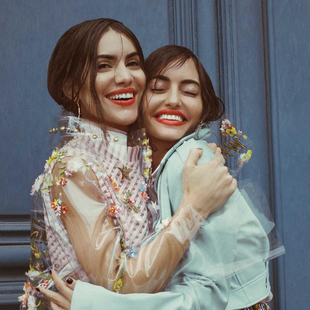 Talking cross-border sisterhood with bloggers Camila Coelho and Karen Wazen Bakhazi