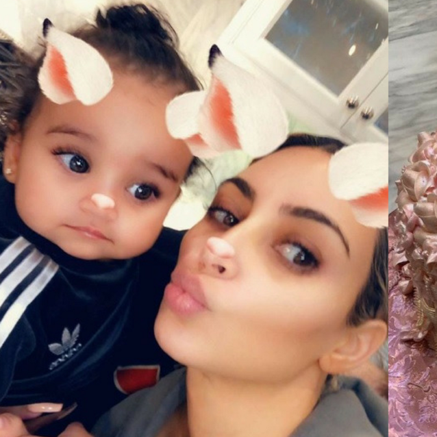 Inside Dream Kardashian's First Birthday