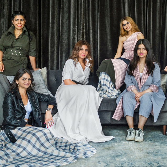 WATCH: Designer Daneh Buahmad Discusses Female Strength With A Group Of Accomplished Saudi Women