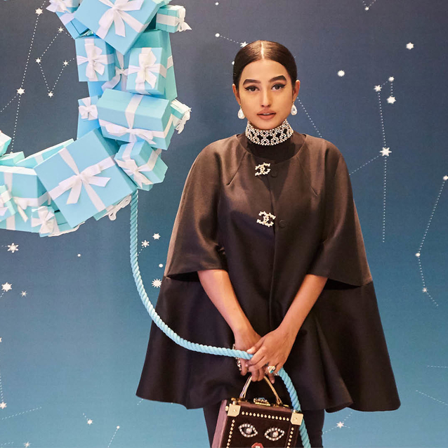 Tiffany & Co Reveals 2017 Holiday Windows At The Dubai Mall