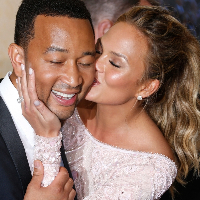 Chrissy Teigen Is Pregnant With Baby Number Two