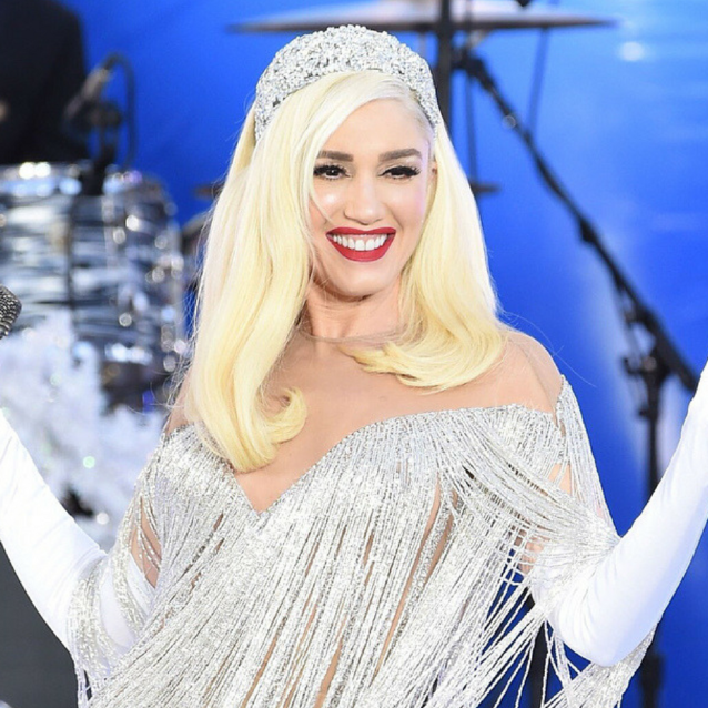 Gwen Stefani Chose Kuwaiti Designer Yousef Aljasmi To Create A Very Special Dress