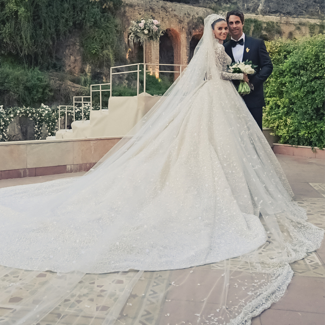 Inside The Wedding Of Lara Scandar And Philippe Katchouni