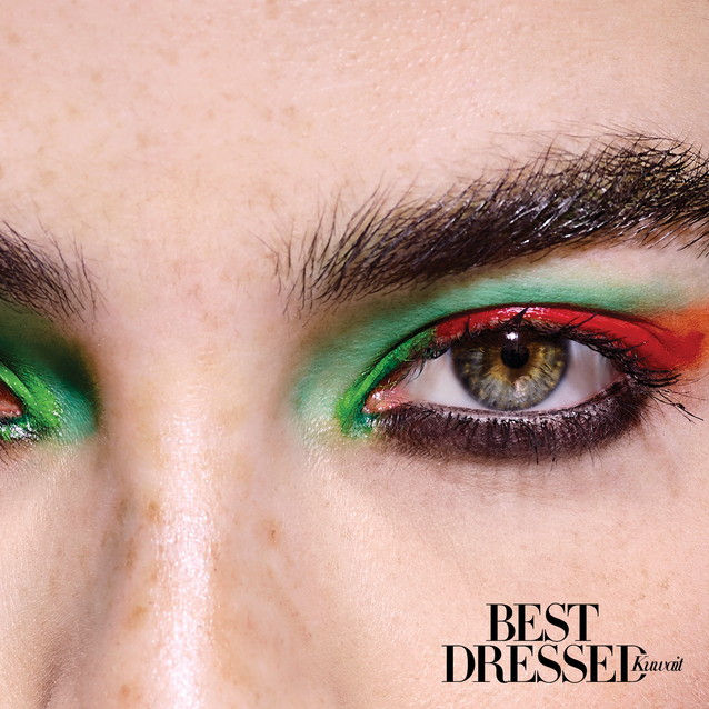 Flag-Bearer: You Can Be As Bold As You Like With Your Beauty Routine