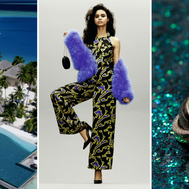 The VIP Gifting Lounge At This Year's DIFF Includes A Trip To The Maldives