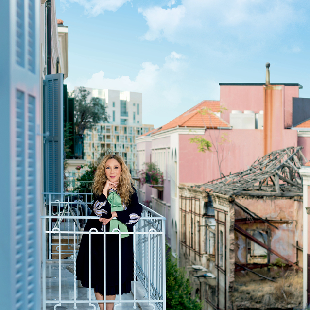 Bella Beirut: Inside The Home Of Reem Acra
