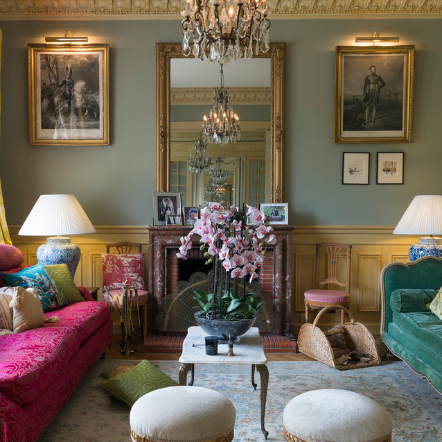 Countryside Sanctuary: Inside Salama Khalfan's Country House in France