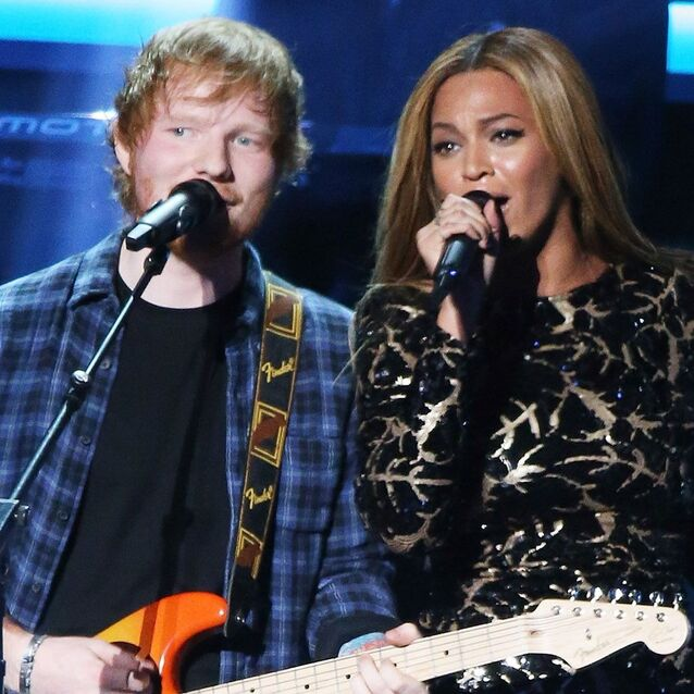 Beyoncé And Ed Sheeran Have Collaborated And You Need To Hear It