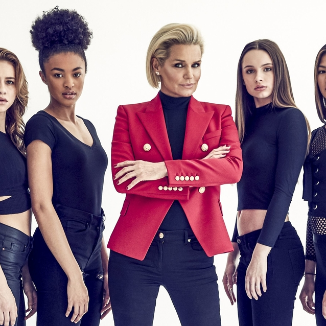 The Hadids' New Modelling Competition Show Looks Like Your Next Reality TV Addiction
