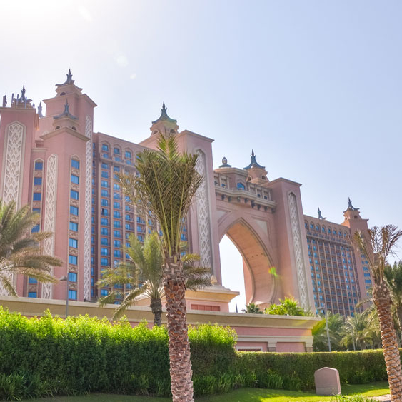Atlantis The Palm Dubai Is One Of The Most Instagrammed Hotels In The World