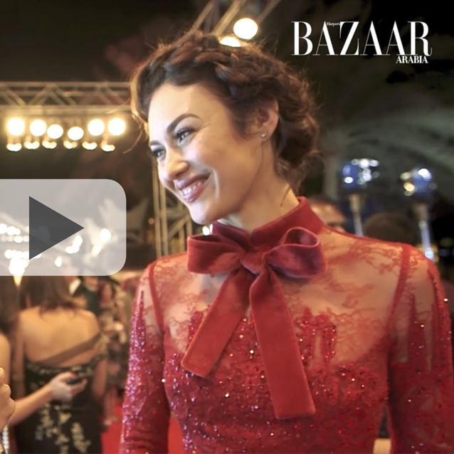 WATCH: All The Red Carpet Action From #DIFF17