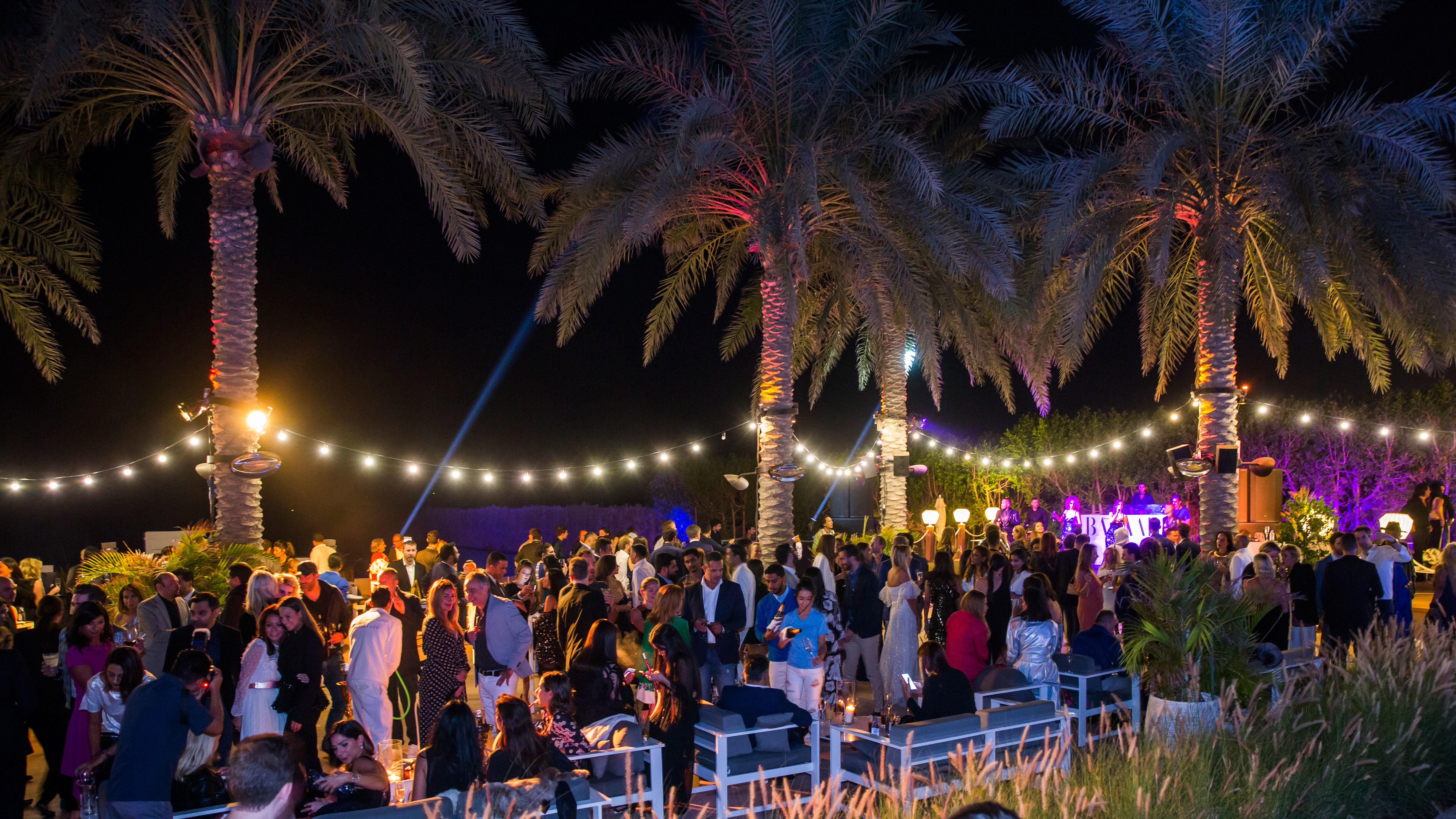 PICTURES: Harper's Bazaar Arabia X NET-A-PORTER Party
