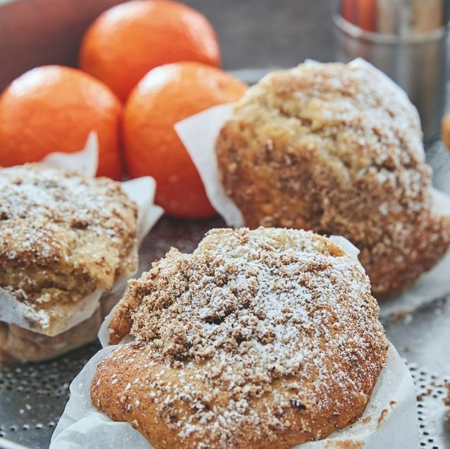 #DaliasKitchen   Spiced Cinnamon Muffins