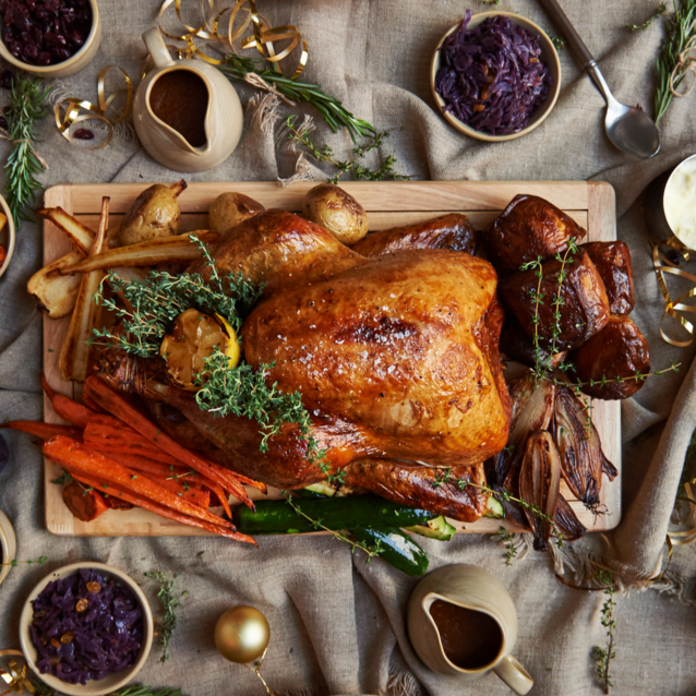 Five Festive Recipes To Try This Month