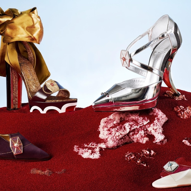Christian Louboutin And Disney Collaborate On Star Wars-Inspired Heels