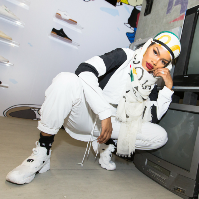 Interview: Teyana Taylor Makes Her Dubai Debut